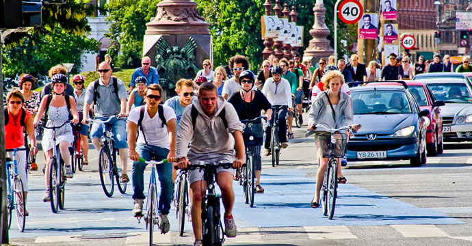 Best European Cities to Cycle