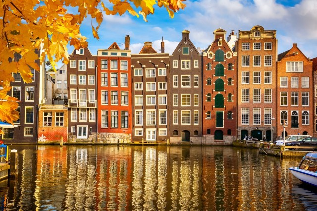 Netherlands travel