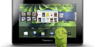 Ecosystem PlayBook App By RIM