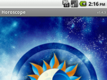 An Android App For Horoscope