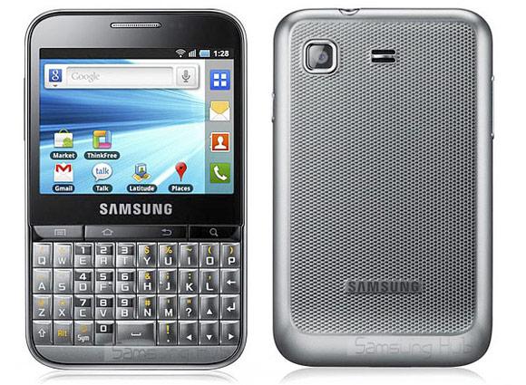 Samsung Galaxy Pro Froyo Smartphone