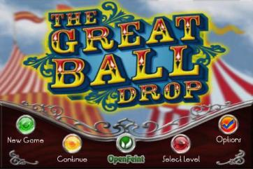 The Great Ball Drop An Android Game