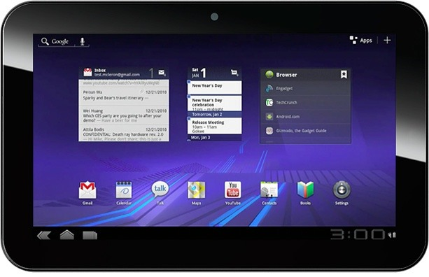 The Pioneer ePad H10 HD Honeycomb Tablet