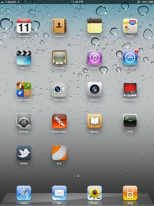 iPad 2 3G Is Sold Unlocked By AT&T In USA