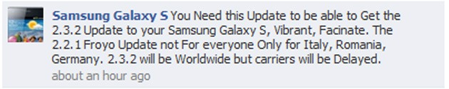 Kies Updates From Samsung