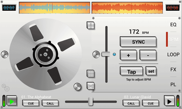 dj studio mix android app