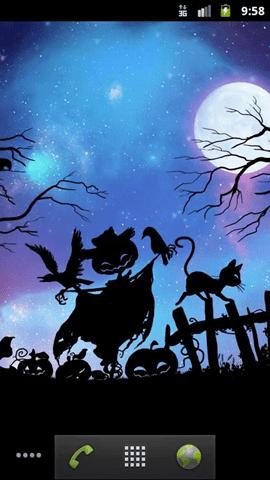 Download Nightfall Live Wallpaper Free