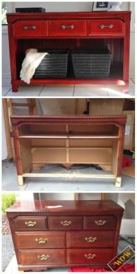 Old Dresser Makeover Ideas DIY Tutorials - Turn Dresser ...