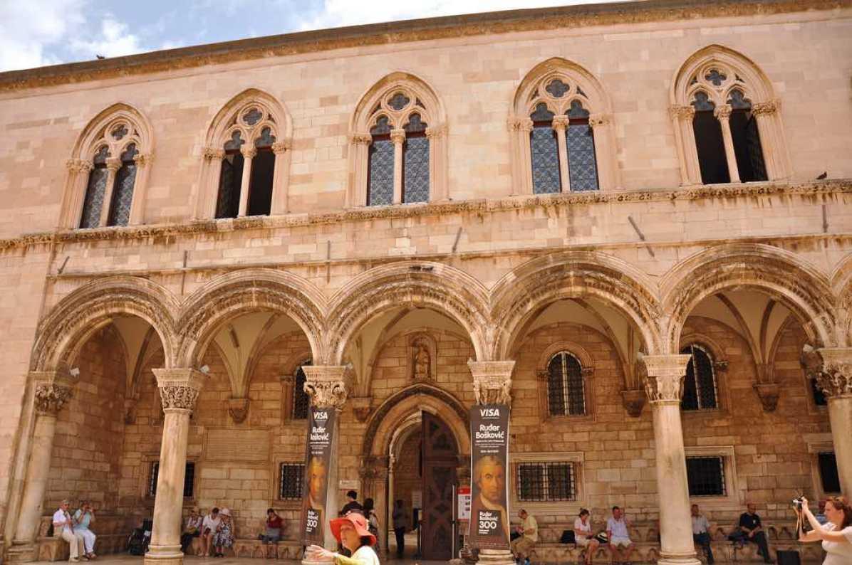 Rector's Palace - by Jennifer Boyer - Anosmia:Flickr