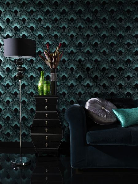 Art Deco Wallpaper  Inspired By 1920s Glamour