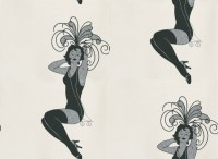 Art Deco Wallpaper - Inspired By 1920's Glamour