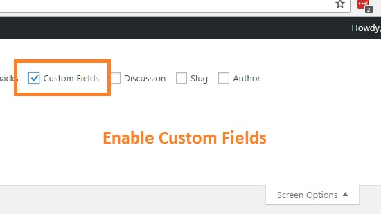 enable-custom-fields