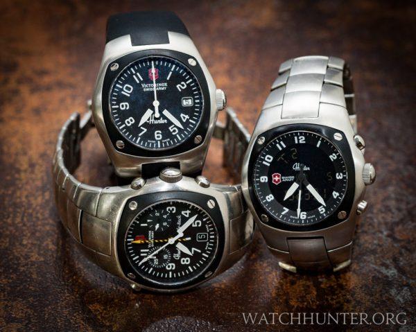 Meet Watch Victorinox Swiss Army Hunter