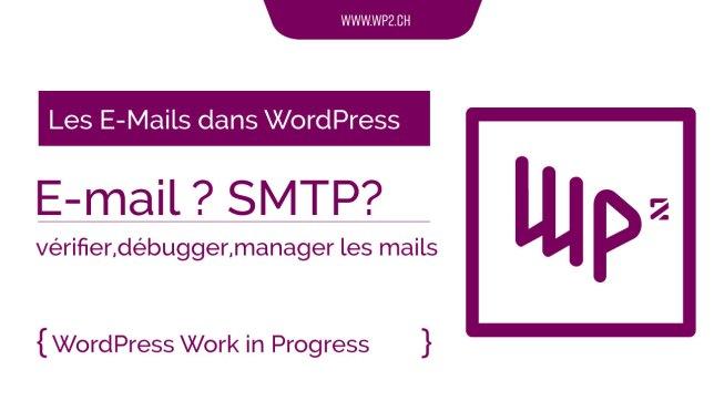 WordPress-mails