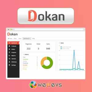 Dokan Pro – Multivendor WordPress Plugin