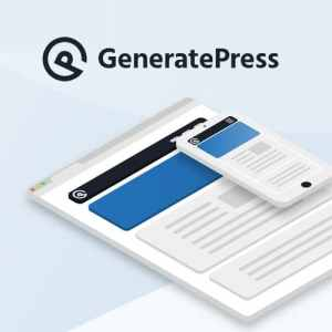 GeneratePress Premium – WordPress Plugin – Themes Framework – Core Plugin