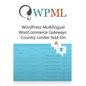 WooCommerce Gateways Country Limiter -WPML
