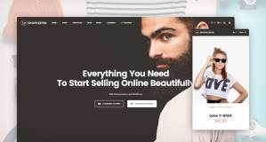 Top 20 Best Selling ECommerce WordPress Themes 2020's