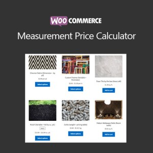 WooCommerce Measurement Price Calculator