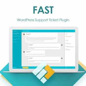 FAST – WordPress Support Ticket Plugin