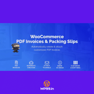 WooCommerce Packing Slips By weLaunch