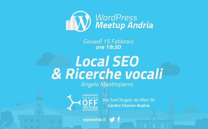 Local SEO & Ricerche vocali – Angelo Mastropierro