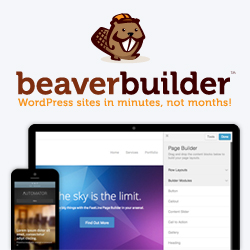 Beaver Builder Page Builder Plugin and Theme