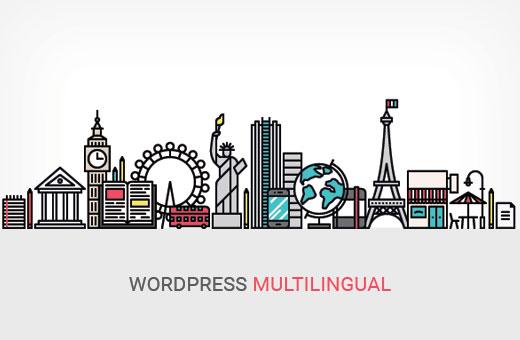 Creating multilingual WordPress site with WPML