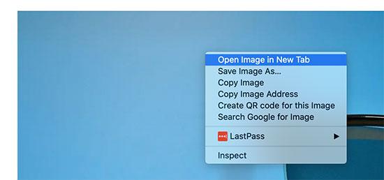 checking image