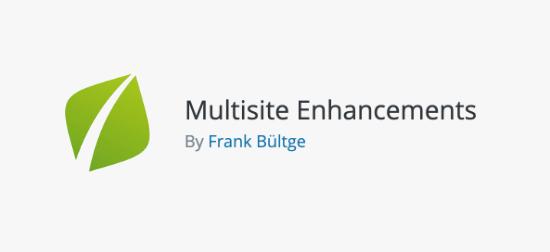 Multisite Enhancements
