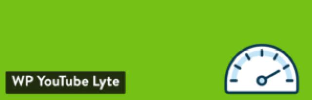 wp youtube lyte lazy load wordpress plugin