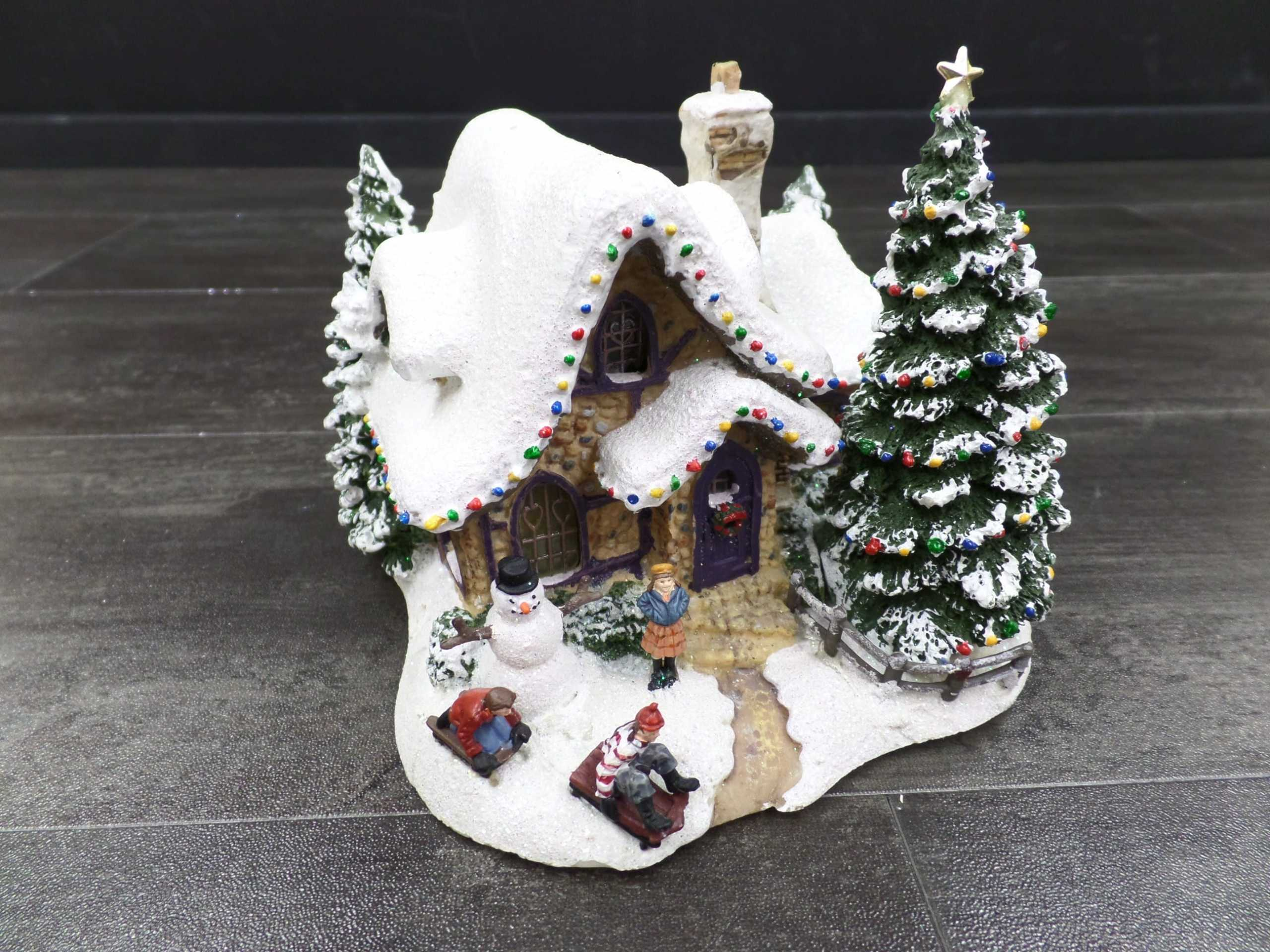2006 THOMAS KINKADE SWEETHEART COTTAGE <br/> Donated by: WPBS SUPPORTER <br/> Valued at: $30 <br/> Buy It Now: $20