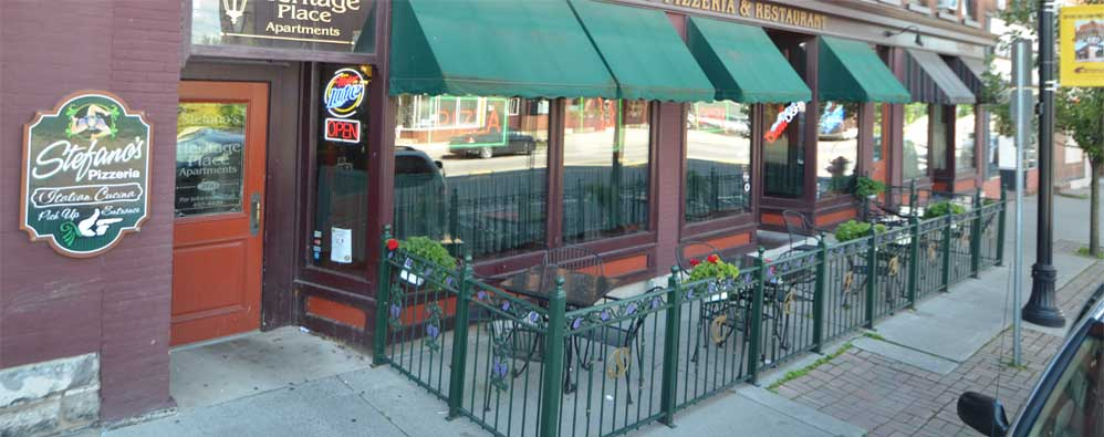 GIFT CERTIFICATE <br/> Donated by: STEFANO'S PIZZERIA & RESTAURANT <br/> Valued at: $50