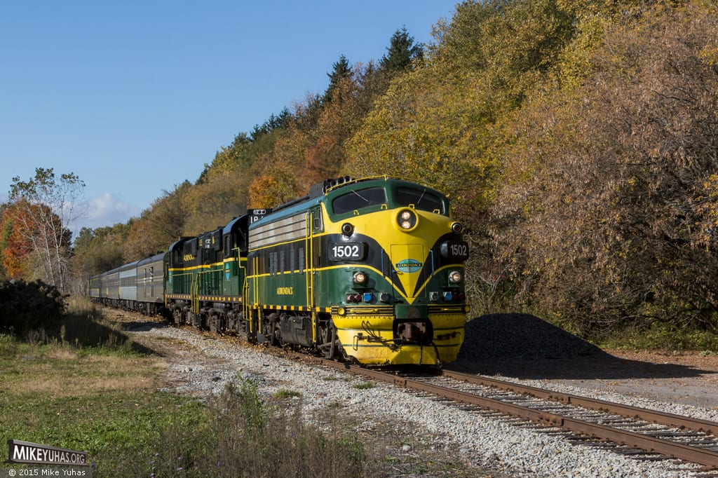 UTICA TO THENDARA - 2  Donated by: ADIRONDACK SCENIC RAILROAD  Valued at: $79  Buy It Now: $30