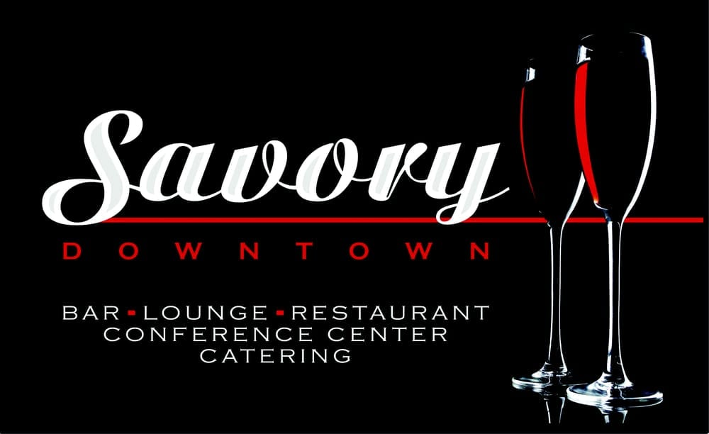 2 - $25 GIFT CARDS <br/> Donated by: SAVORY DOWNTOWN <br/> Valued at: $50