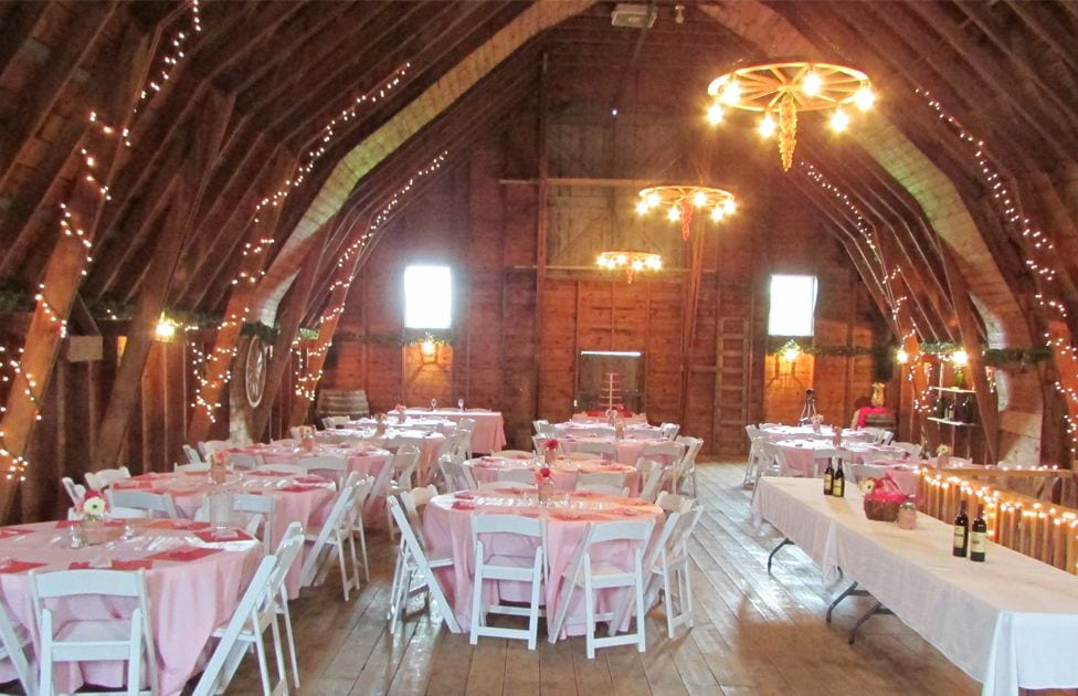 WINERY LOFT RENTAL <br/> Donated by: THOUSAND ISLANDS WINERY <br/> Valued at: $600