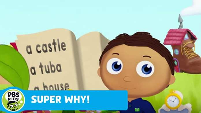 SUPER WHY! Whyatt Becomes Super Why | PBS KIDS