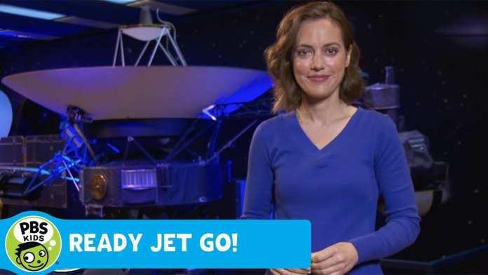 READY JET GO! | Voyager Speed | PBS KIDS