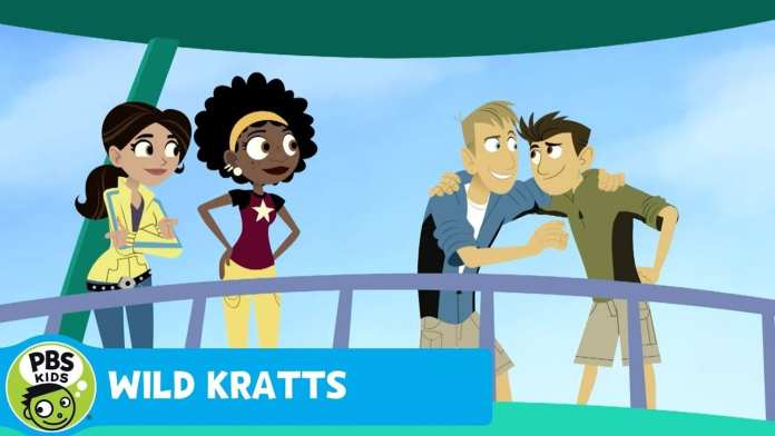 WILD KRATTS | Name the Heron | PBS KIDS