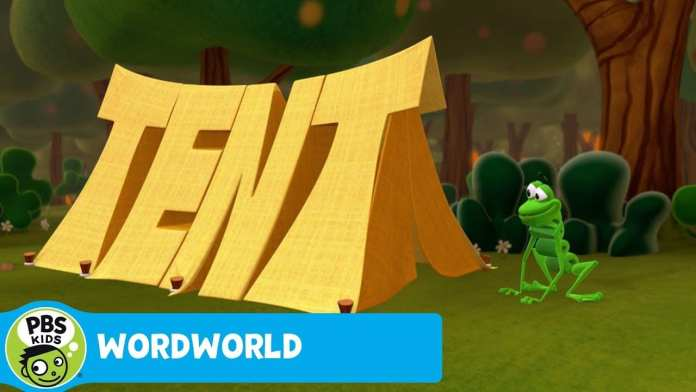 WORDWORLD | How to set up a tent | PBS KIDS