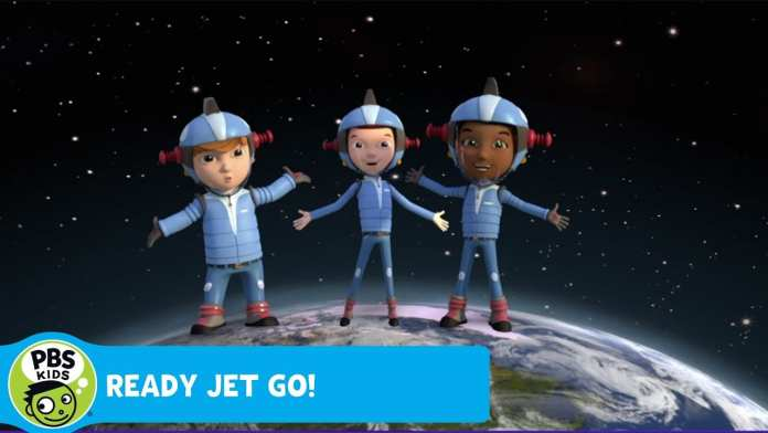 READY JET GO! | Gravity | PBS KIDS