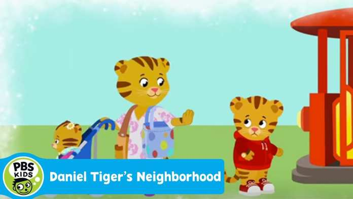 DANIEL TIGER'S NEIGHBORHOOD | Daniel Wants to Ride Trolley (Song) | PBS KIDS