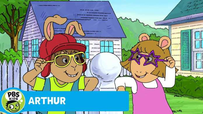 ARTHUR | If You Want To Be A Big Kid | PBS KIDS