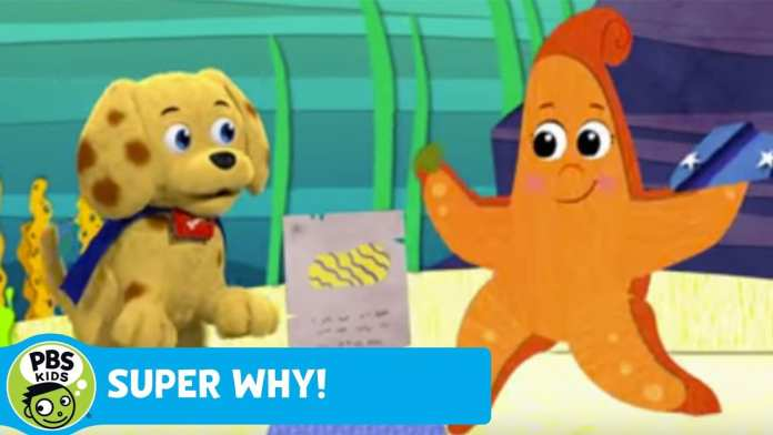 SUPER WHY! | Woofster Finds a Clue | PBS KIDS