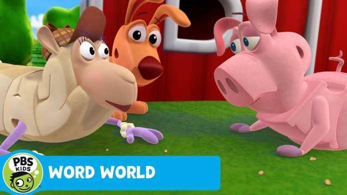 WORD WORLD | Pig's Missing Pie | PBS KIDS