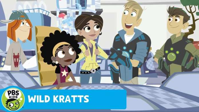 WILD KRATTS | Wondering About the Tazzy Tiger | PBS KIDS