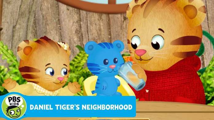 DANIEL TIGER'S NEIGHBORHOOD | Tigey is So Special to Me | PBS KIDS