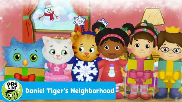 "DANIEL TIGER'S NEIGHBORHOOD | ""Many Ways to Be a Good Neighbor"" (Song) 