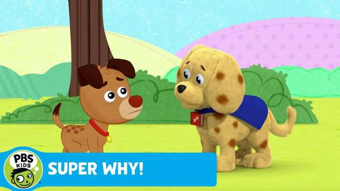 "SUPER WHY! | Woofster Defines ""Miserable"" 