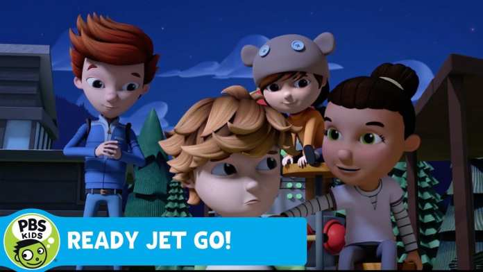 READY JET GO! | The Kids Travel Back in Time | PBS KIDS